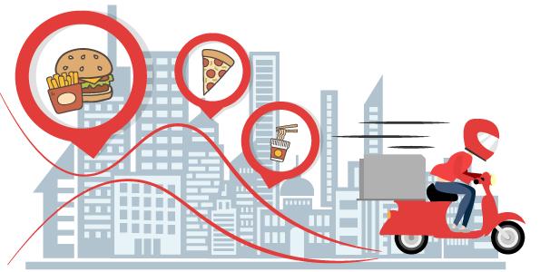 food delivery cyberjaya