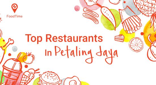 petaling jaya food