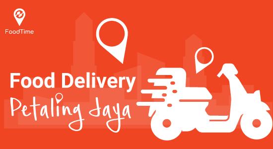 Order Online Food Delivery Petaling Jaya