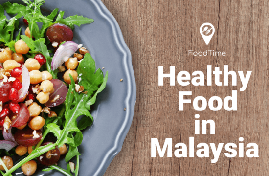 Healthy Food Delivery Malaysia
