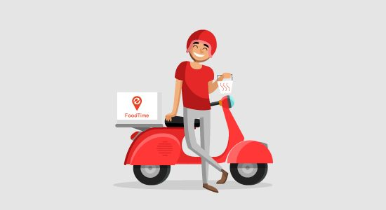 Food Delivery KL
