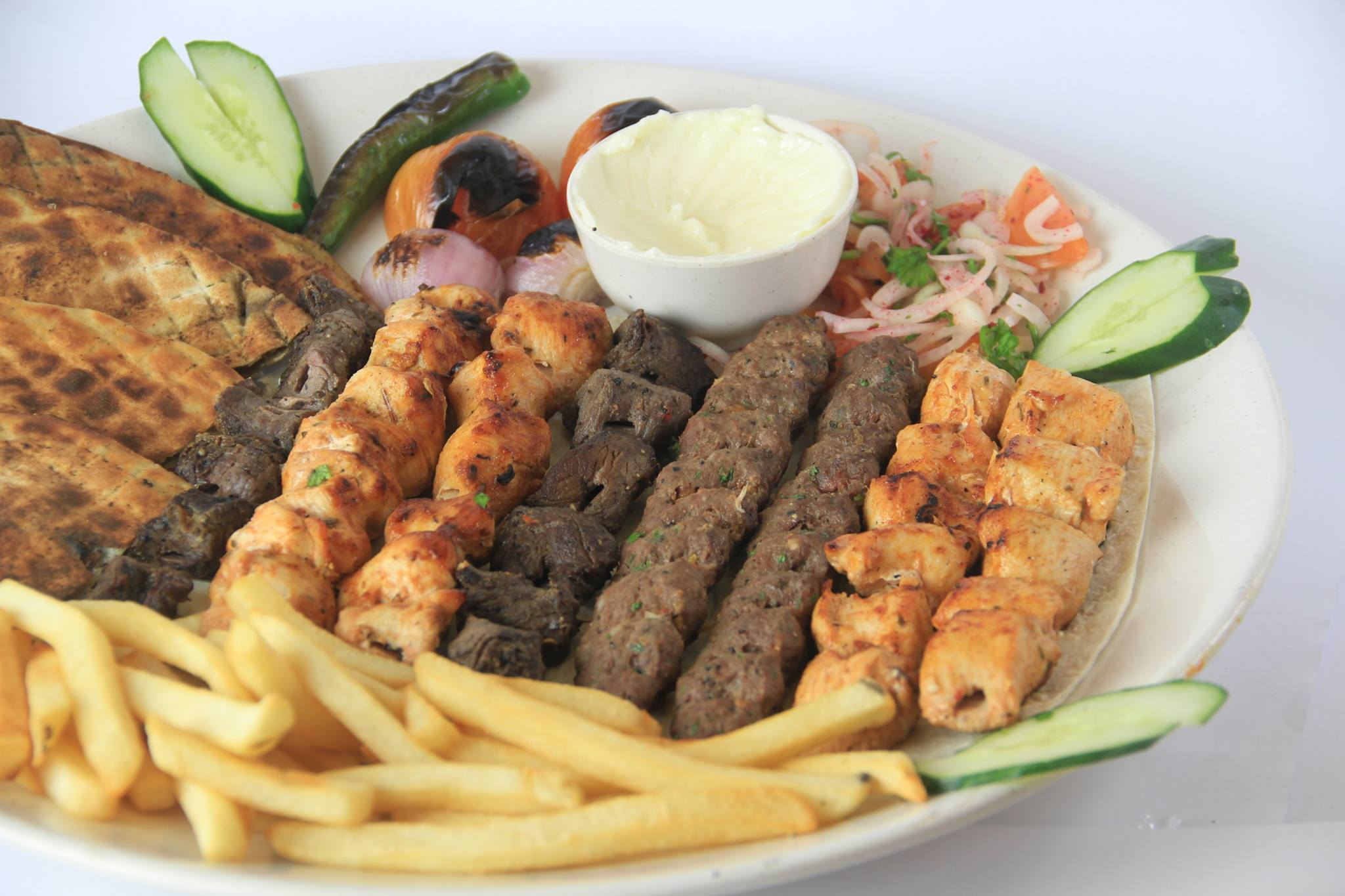 Middle Eastern Food in Malaysia