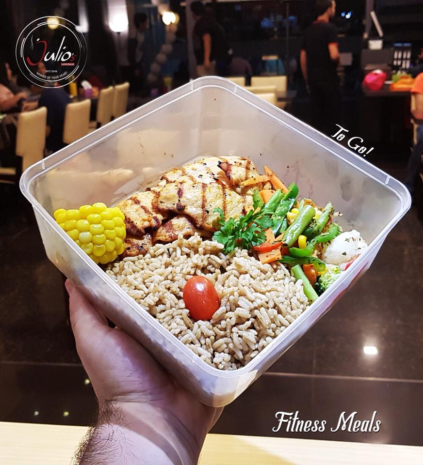 Fitness Meal Delivery Malaysia