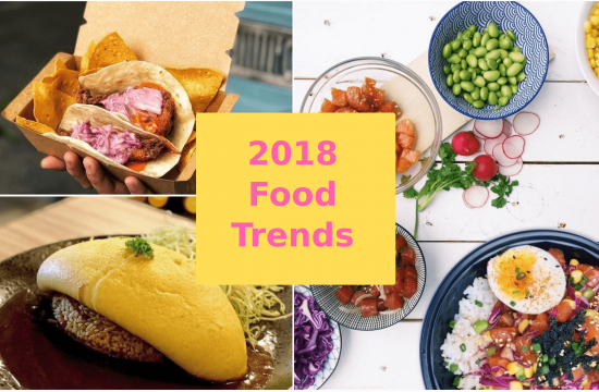 Malaysia Food Trends 2018